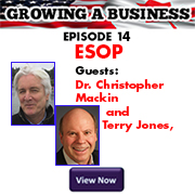 GROWING A BUSINESS Apr 2016